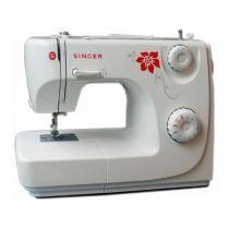 SINGER 8280P (белый с цветами)